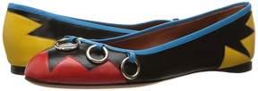 Missoni Ornament Ballet Flat Women's Shoes