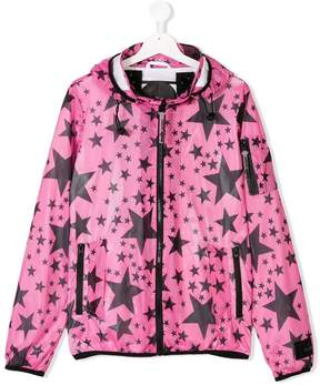 Diadora Junior TEEN star print jacket