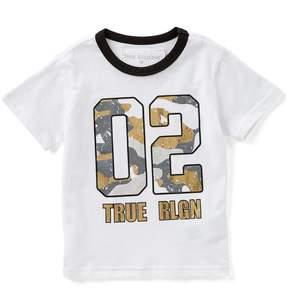True Religion Little Boys 2T-7 Short-Sleeve 02 Tee
