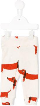 Mini Rodini dog print trousers