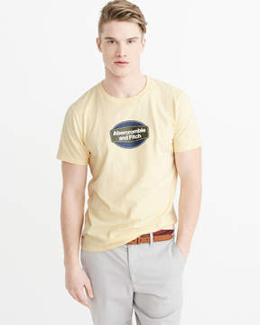 Abercrombie & Fitch Logo Tee