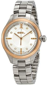 Ebel Onde White Mother of Pearl Dial Ladies Watch