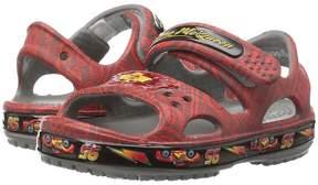 Crocs Crocband II Lightning McQueen (Toddler/Little Kid)