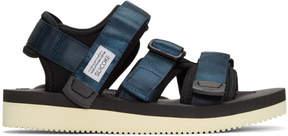 Suicoke Navy Kisee Sandals