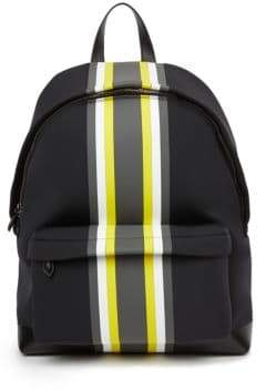 Givenchy Striped Backpack