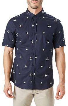 7 Diamonds Men's Isolator Woven Shirt
