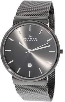 Skagen Men's Ancher Ancher Stainless Steel Watch, 40mm