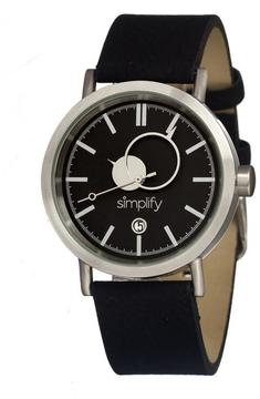 Simplify The 600 Collection 0601 Unisex Watch