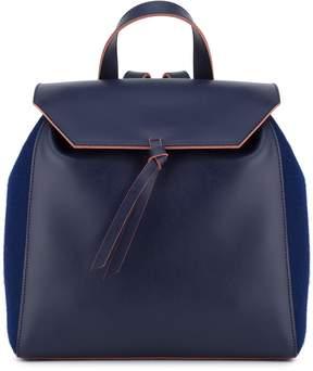 Alexandra de Curtis Hepburn Backpack - Navy Blue