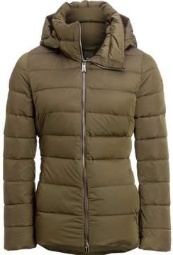 ADD Duck Down Hooded Jacket - Women's