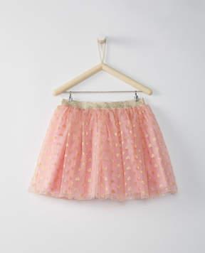 Hanna Andersson Sweetheart Shimmer Skirt