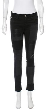 Each X Other Mid-Rise Skinny Jeans