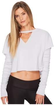Alo Reach Long Sleeve Top Women's Clothing