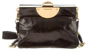 Nina Ricci Leather Crossbody Bag