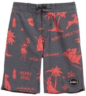 O'Neill Boy's Hyperfreak Frost Board Shorts