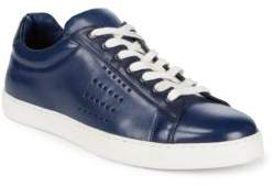 Vince Camuto Grabell Perforated Leather Sneakers