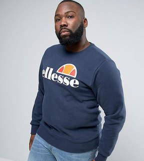 Ellesse PLUS Sweatshirt With Classic Logo