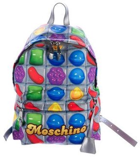 Moschino Candy Crush Backpack w/ Tags