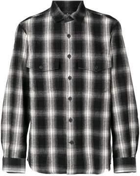 Marcelo Burlon County of Milan checkered shirt