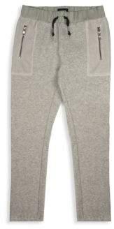 Hudson Boy's High Tech Cotton Jogger Pants