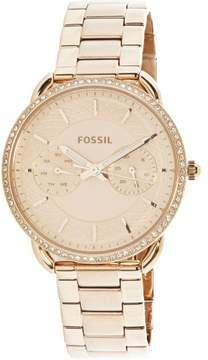 Fossil Women's Tailor ES4264 Rose-Gold Stainless-Steel Japanese Quartz Fashion Watch