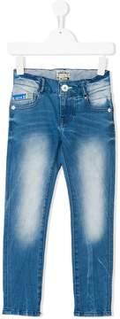 Vingino distressed-effect jeans