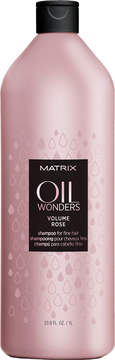 Matrix Oil Wonders Volume Rose Shampoo For Fine Hair