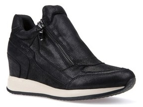 Geox Women's Nydame Wedge Sneaker