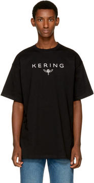 Balenciaga Black Kering T-Shirt