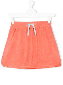 Kenzo TEEN drawstring waist skirt