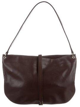 Lambertson Truex Small Leather Shoulder Bag