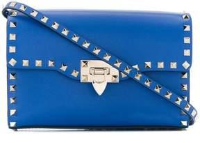 Valentino foldover Rockstud crossbody bag