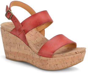 Kork-Ease Women's Austin Wedge Sandal