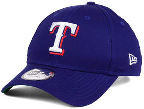 New Era Texas Rangers Banner Patch 9FORTY Cap