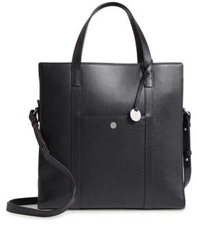 Lodis Business Chic Nikita Rfid-Protected Leather Tote - Black