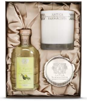 Antica Farmacista Home Ambience gift set - Lemon, Verbena & Cedar