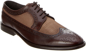 Kenneth Cole Super Hero Leather Oxford