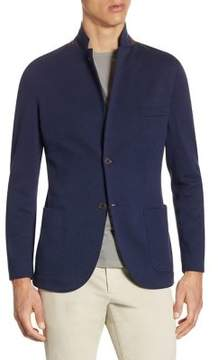 Loro Piana Solid Buttoned Jacket