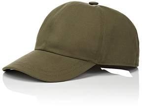 Barneys New York MEN'S COTTON BASEBALL CAP