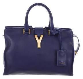 Saint Laurent Cabas Chyc Leather Bag