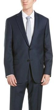 Hart Schaffner Marx Wool Suit.