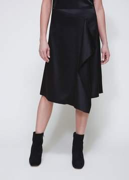 Cédric Charlier Ruffle Skirt