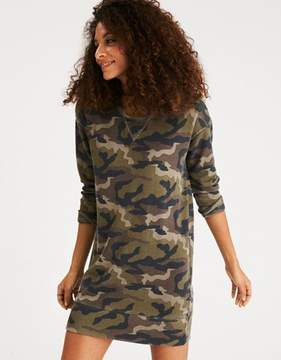 American Eagle Outfitters AE Sweatshirt Dress