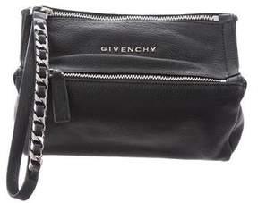 Givenchy Pandora Leather Wristlet
