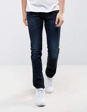 Blend of America Jeans Cirrus Skinny Fit Stretch Bruised Black