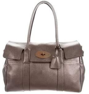 Mulberry Metallic Bayswater Bag