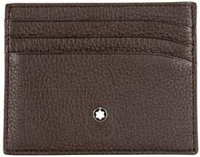 Montblanc Meisterstuck 6CC Pocket Holder - Brown