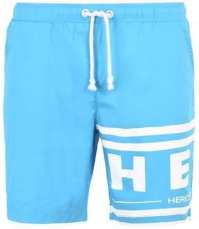 Hero's Heroine Swim trunks