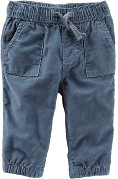 Osh Kosh Baby Boy Corduroy Pull-On Pants