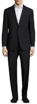 Polo Ralph Lauren Connery Two-Button Stretch-Cotton Suit